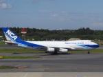 jagaさんが、成田国際空港で撮影した日本貨物航空 747-4KZF/SCDの航空フォト(写真)