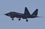 TAOTAOさんが、珠海金湾空港で撮影した中国人民解放軍 空軍 J-31の航空フォト(写真)