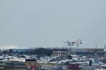 カワPさんが、函館空港で撮影したタイ国際航空 777-3D7の航空フォト(写真)