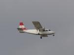 51ANさんが、那覇空港で撮影した第一航空 BN-2B-20 Islanderの航空フォト(写真)