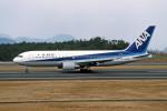 Gambardierさんが、高松空港で撮影した全日空 767-281の航空フォト(写真)