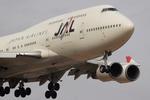 Jack Phonicさんが、成田国際空港で撮影した日本航空 747-446の航空フォト(写真)