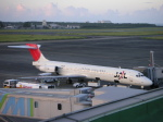 日向雪兎さんが、宮崎空港で撮影した日本航空 MD-87 (DC-9-87)の航空フォト(写真)