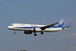 tsubameさんが、福岡空港で撮影した全日空 A321-131の航空フォト(写真)