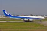 JA8589さんが、福岡空港で撮影した全日空 747-281Bの航空フォト(写真)