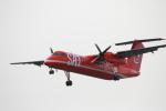 ドルフィンさんが、福岡空港で撮影したサハリン航空 DHC-8-315Q Dash 8の航空フォト(写真)