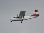 GO-01さんが、那覇空港で撮影した第一航空 BN-2B-20 Islanderの航空フォト(写真)