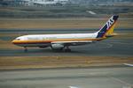 apphgさんが、羽田空港で撮影した日本エアシステム A300B4-2Cの航空フォト(写真)