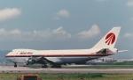 ドリームクルーザーさんが、伊丹空港で撮影した日本アジア航空 747-146の航空フォト(写真)