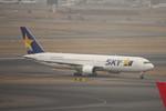 フレッシュマリオさんが、羽田空港で撮影したスカイマーク 767-38E/ERの航空フォト(写真)