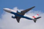sr3600さんが、成田国際空港で撮影したオーストリア航空 777-2Z9/ERの航空フォト(写真)