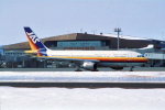 ATOMさんが、帯広空港で撮影した日本エアシステム A300B2K-3Cの航空フォト(写真)