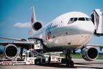 ATOMさんが、帯広空港で撮影した日本航空 DC-10-40Dの航空フォト(写真)