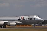 やまばとさんが、成田国際空港で撮影した日本航空 747-446F/SCDの航空フォト(写真)