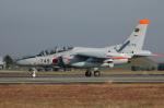 チャーリーマイクさんが、新田原基地で撮影した航空自衛隊 T-4の航空フォト(写真)
