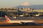 miyapppさんが、羽田空港で撮影したブリティッシュ・エアウェイズ 777-236/ERの航空フォト(写真)