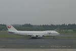 JA711Aさんが、成田国際空港で撮影した日本航空 747-246Bの航空フォト(写真)