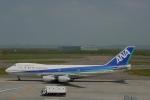 JA711Aさんが、新千歳空港で撮影した全日空 747-281Bの航空フォト(写真)