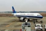 sonnyさんが、茨城空港で撮影した中国南方航空 A320-214の航空フォト(写真)