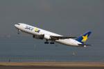 Gambardierさんが、羽田空港で撮影したスカイマーク 767-38E/ERの航空フォト(写真)