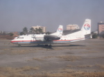 tohkuno563さんが、合肥駱崗国際空港で撮影した中国東方航空 Y-7の航空フォト(写真)