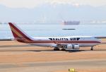 なごやんさんが、中部国際空港で撮影したカリッタ エア 747-446(BCF)の航空フォト(写真)