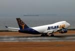 なごやんさんが、中部国際空港で撮影したアトラス航空 747-47UF/SCDの航空フォト(写真)