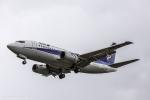 こだしさんが、伊丹空港で撮影したANAウイングス 737-54Kの航空フォト(写真)