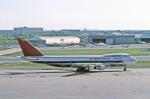 Gambardierさんが、ミネアポリス・セントポール国際空港で撮影したノースウエスト・オリエント航空 747-251Bの航空フォト(写真)