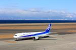 ヤマダ電機さんが、中部国際空港で撮影した全日空 767-381の航空フォト(写真)