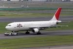 Kinyaさんが、羽田空港で撮影した日本航空 A300B4-622Rの航空フォト(写真)