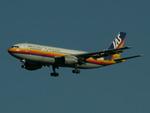 あーるさんが、羽田空港で撮影した日本航空 A300B2K-3Cの航空フォト(写真)