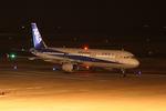 はるさんが、山口宇部空港で撮影した全日空 A321-131の航空フォト(写真)