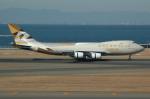 きんめいさんが、中部国際空港で撮影したエティハド航空 747-47UF/SCDの航空フォト(写真)