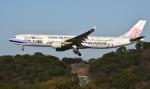 sky77さんが、福岡空港で撮影したチャイナエアライン A330-302の航空フォト(写真)