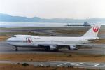 amagoさんが、関西国際空港で撮影した日本航空 747-246Bの航空フォト(写真)