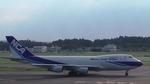 toyokoさんが、成田国際空港で撮影した日本貨物航空 747-281B(SF)の航空フォト(写真)