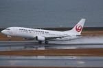 ロボキさんが、中部国際空港で撮影した日本トランスオーシャン航空 737-429の航空フォト(写真)