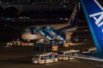 tsuna72さんが、福岡空港で撮影した全日空 787-881の航空フォト(写真)