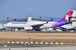 sunnytomo737さんが、成田国際空港で撮影したハワイアン航空 A330-243の航空フォト(写真)