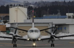 カワPさんが、函館空港で撮影した北海道エアシステム 340B/Plusの航空フォト(写真)