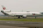 JQ3QYLさんが、伊丹空港で撮影した日本航空 DC-10-40Dの航空フォト(写真)