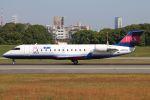 JQ3QYLさんが、伊丹空港で撮影したアイベックスエアラインズ CL-600-2B19 Regional Jet CRJ-100LRの航空フォト(写真)
