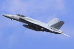 Atsugi R4さんが、厚木飛行場で撮影したアメリカ海軍 F/A-18E Super Hornetの航空フォト(写真)