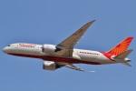 camelliaさんが、成田国際空港で撮影したエア・インディア 787-837の航空フォト(写真)