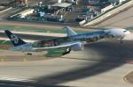 ロサンゼルス国際空港 - Los Angeles International Airport [LAX/KLAX]で撮影されたニュージーランド航空 - Air New Zealand [NZ/ANZ]の航空機写真