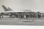 rjccさんが、千歳飛行場で撮影した米 AF F-105 Thunderchiefの航空フォト(写真)