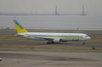 ペン太さんが、羽田空港で撮影したAIR DO 767-381の航空フォト(写真)