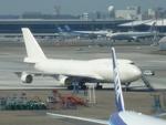 toyokoさんが、成田国際空港で撮影した日本航空 747-446(BCF)の航空フォト(写真)