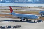 duffyさんが、羽田空港で撮影した日本航空 A300B4-622Rの航空フォト(写真)